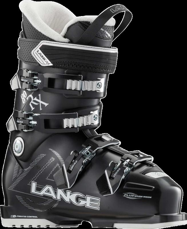 LANGE RX 80 L.V. W dámské sjezdové boty black