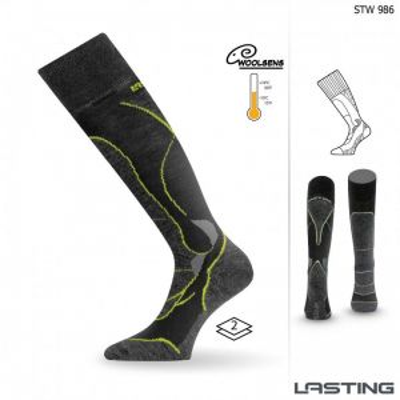 LASTING lyžařské ponožky STW