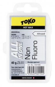 TOKO NF ALL IN ONE HOT WAX vosk 120 g