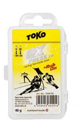 TOKO EXPRESS RACING RUB-ON vosk 40 g