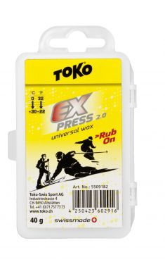 TOKO EXPRESS RUB-ON vosk 40 g