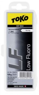 TOKO LF HOT WAX BLACK fluorový vosk 120 g