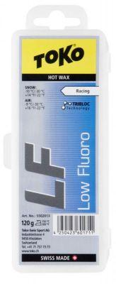 TOKO LF HOT WAX BLUE fluorový vosk 120 g