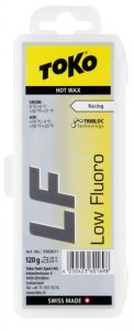 TOKO LF HOT WAX YELLOW fluorový vosk 120 g