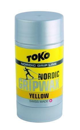 TOKO NORDIC GRIPWAX YELLOW vosk 27 g