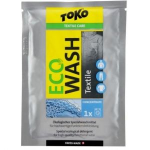TOKO ECO WASH TEXTILE prací gel na textil 40 ml
