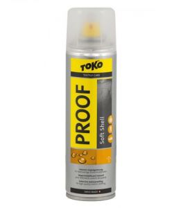 TOKO SOFT SHELL PROOF impregnace na textil 250 ml