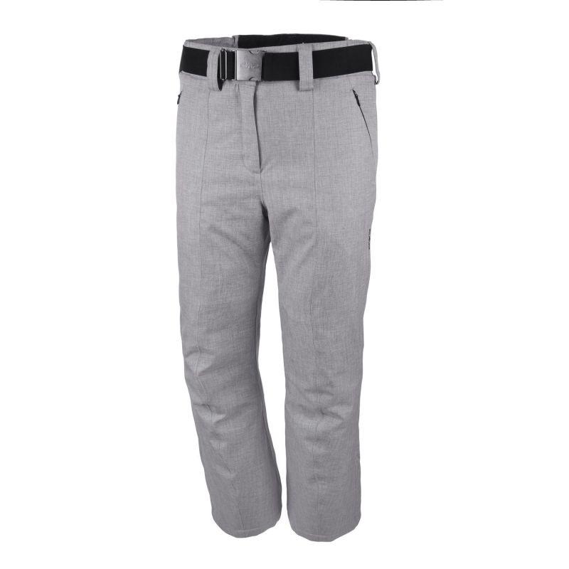 CMP dámské lyžařské kalhoty 3W05526M-U403 melange grey