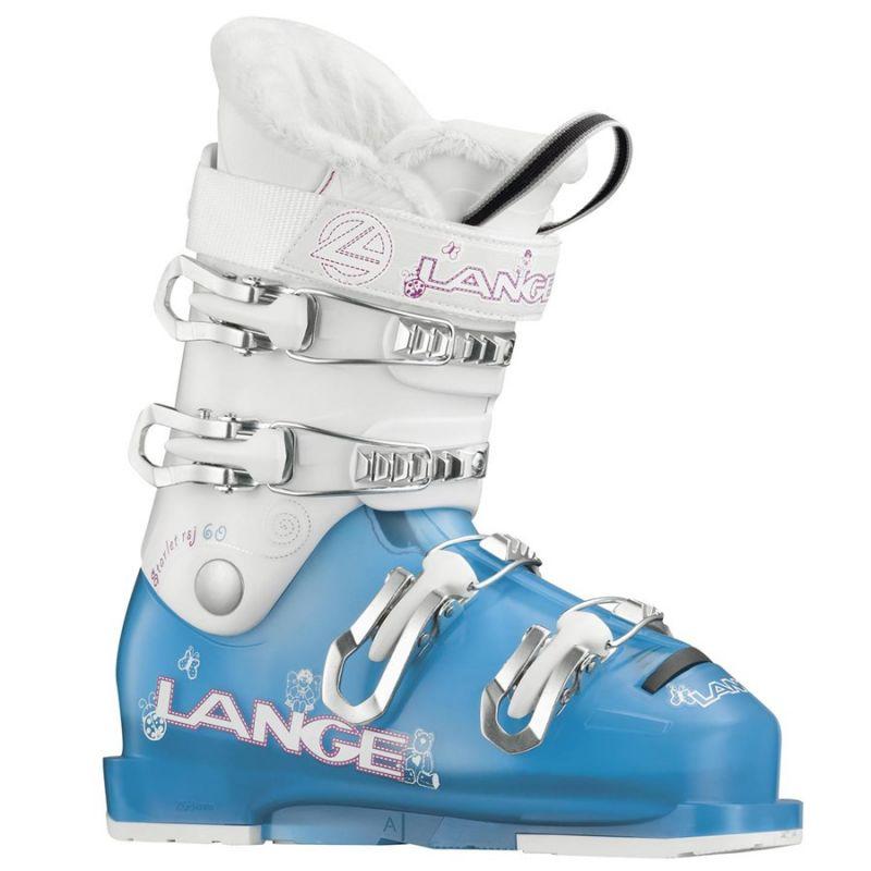 LANGE STARLETT 60 blue trp/white 16/17