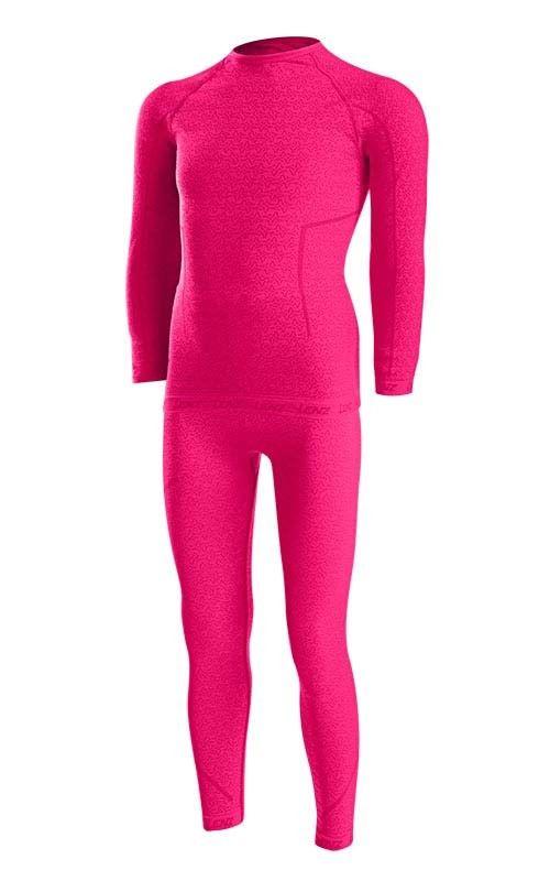 LENZ UNDERWEAR SET KIDS 150-30 set dětského spodního prádla pink