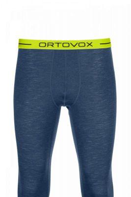 ORTOVOX 105 ULTRA SHORT PANTS M kalhoty night blue