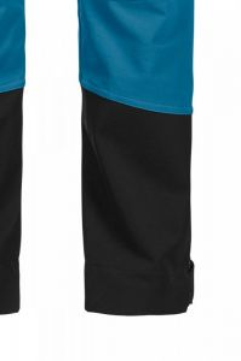 ORTOVOX PIZ DULEDA PANTS W dámské skialpové kalhoty black raven