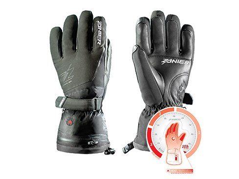 ZANIER HEAT.ZX 3.0 dámské vyhřívané prstové rukavice f7bd99d4bf