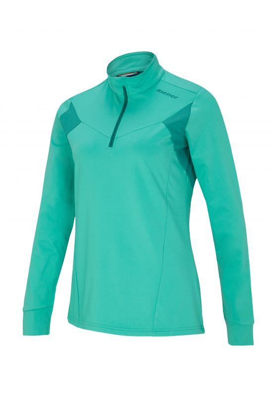ZIENER JORIT dámské tričko ivy green