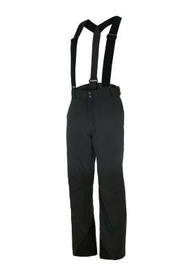 ZIENER TELMO pánské lyžařské kalhoty black