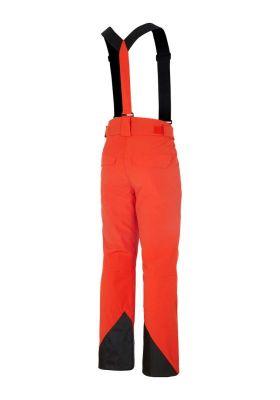 ZIENER TELMO pánské lyžařské kalhoty orange spice
