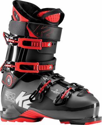 K2 B.F.C. 100 HEAT MV vyhřívané sjezdové boty grey/red 18/19