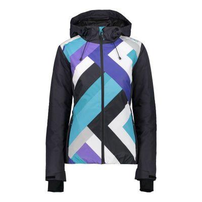 CMP dámská lyžařská bunda antracite