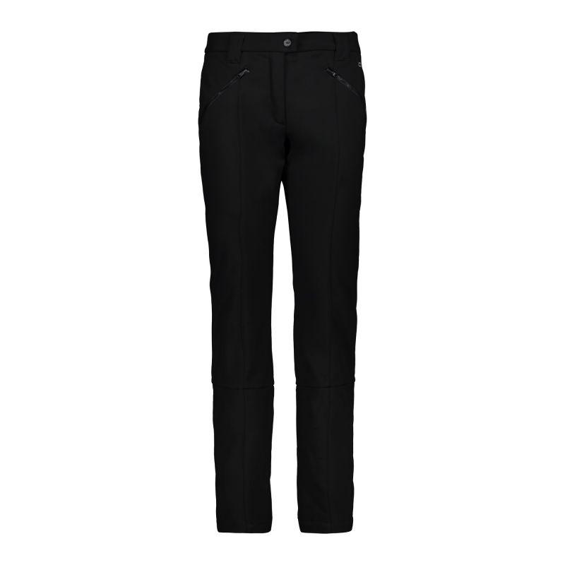 CMP dámské kalhoty softshell 38A1586-U901 nero