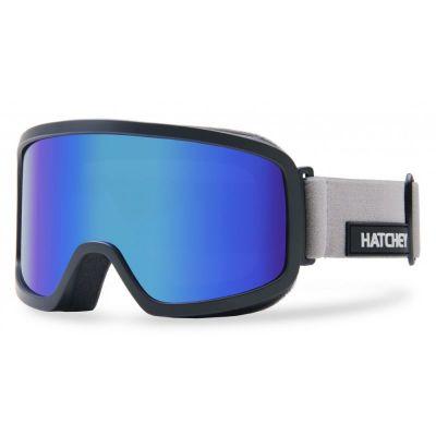 HATCHEY CONY sjezdové brýle black/grey