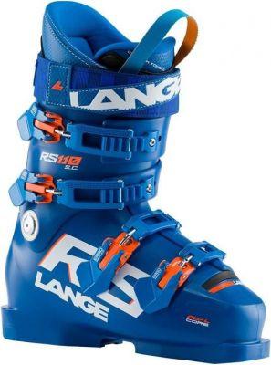 LANGE RS 110 S.C. sjezdové boty power blue