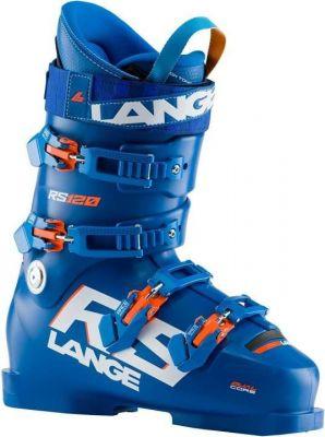 LANGE RS 120 sjezdové boty power blue 19/20
