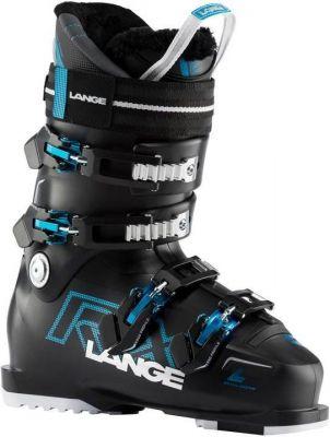 LANGE RX 110 W LV dámské sjezdové boty black-elec.blue