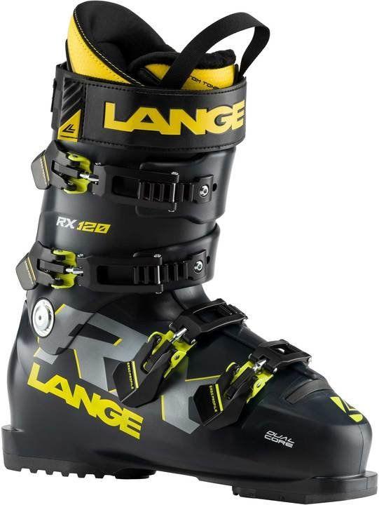 LANGE RX 120 LBI2050 sjezdové boty black/yellow 19/20