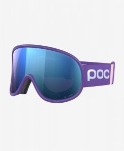 POC RETINA BIG CLARITY COMP sjezdové brýle ametist purple/spektris blue 19/20