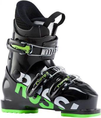 ROSSIGNOL COMP J3 dětské sjezdové boty black 19/20