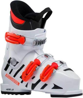 ROSSIGNOL HERO J3 dětské sjezdové boty white 19/20