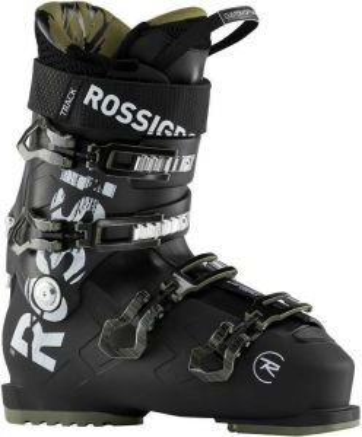 ROSSIGNOL TRACK 110 sjezdové boty black/khaki 19/20