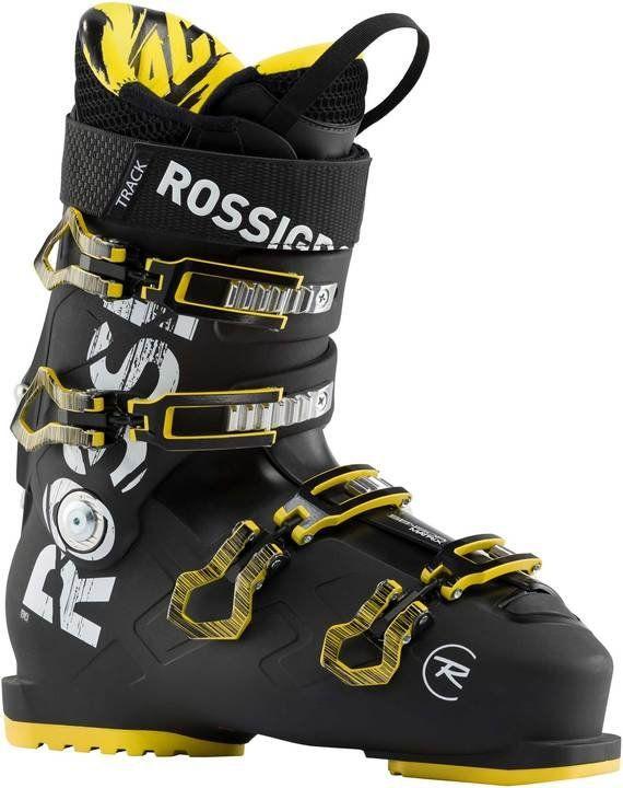 ROSSIGNOL TRACK 90 pánské sjezdové boty black/yellow 20/21