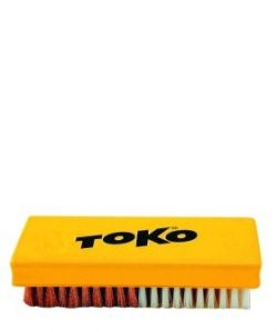 TOKO BASE BRUSH NYLON/COPPER kombinovaný kartáč