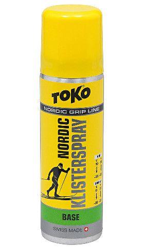 TOKO NORDIC KLISTER SPRAY BASE 5508795 green klistr 70 ml