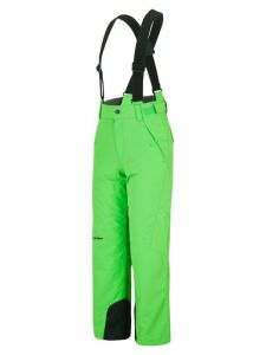 ZIENER ANDO JUNIOR dětské lyžařské kalhoty green 19/20
