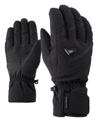 ZIENER GARY AS® pánské lyžařské rukavice black 19/20