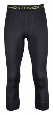 ORTOVOX 145 ULTRA SHORT PANTS M pánské kalhoty black raven