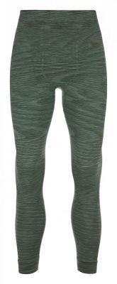 ORTOVOX 230 COMPETITION LONG PANTS M pánské kalhoty green isar blend