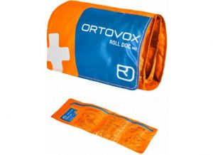 ORTOVOX FIRST AID ROLL DOC MID lékárnička shocking orange 19/20