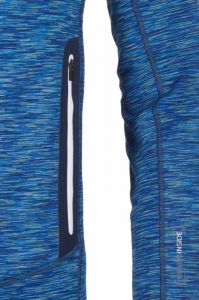 ORTOVOX FLEECE SPACE DYED JACKET M 86994000-52401 pánská mikina light blue blend