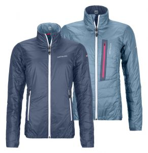 ORTOVOX SWISSWOOL PIZ BIAL JACKET W dámská bunda night blue