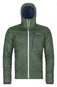 ORTOVOX SWISSWOOL PIZ BIANCO JACKET M pánská bunda green forest