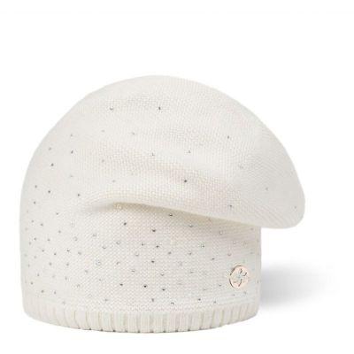 GRANADILA BOREAL dámská čepice white