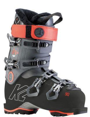 K2 B.F.C. 90 HEAT dámské vyhřívané sjezdové boty 19/20
