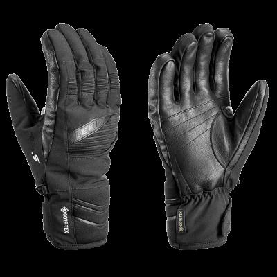 LEKI ERGO S GTX prstové rukavice black 19/20