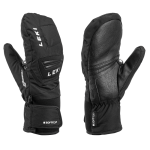 LEKI GRIFFIN S JUNIOR MITT palcové rukavice black 19/20