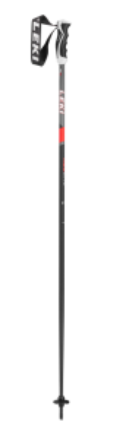 LEKI NEOLITE sjezdové hole black-anthracite-white-red 19/20