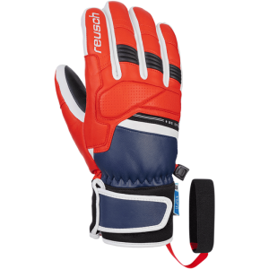 REUSCH BE EPIC R-TEX® XT rukavice dress blue/fire red 19/20