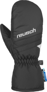 REUSCH BENNET R-TEX® XT Junior Mitten dětské rukavice black/white 19/20